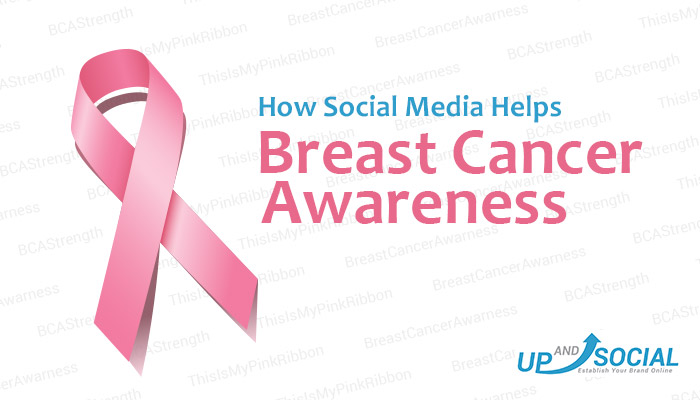 How Social Media Helps Breast Cancer Awareness Month