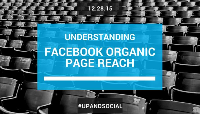 Understanding Facebook Organic Page Reach