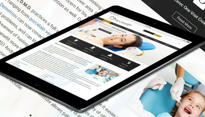 Wow Patients with Killer Website Design