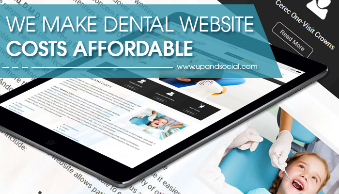 We Make Dental Website Costs Affordable