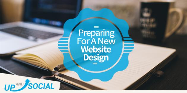 Preparing For a New Website Design