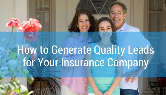 marketing for insurance company