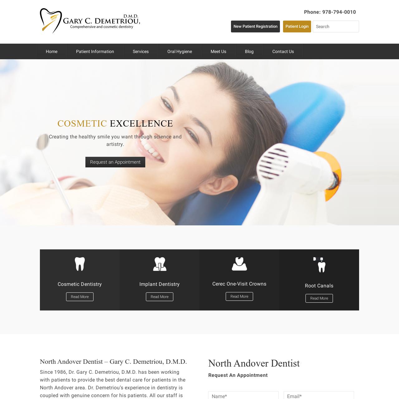 Andover web design company