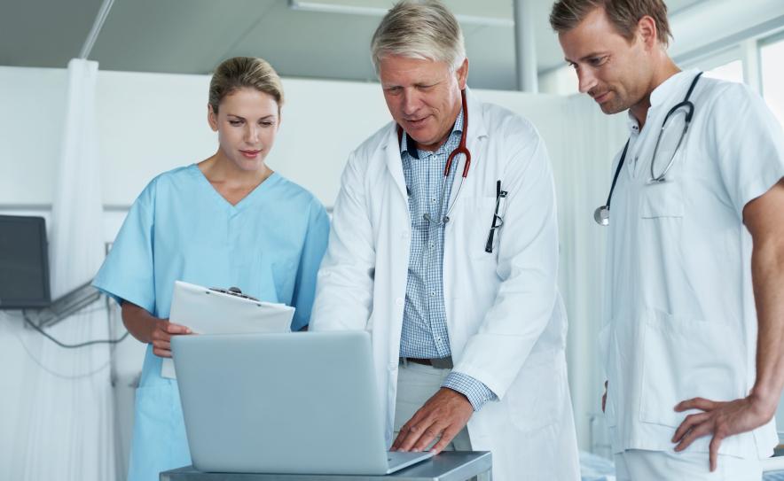 Medical Billing Web Design
